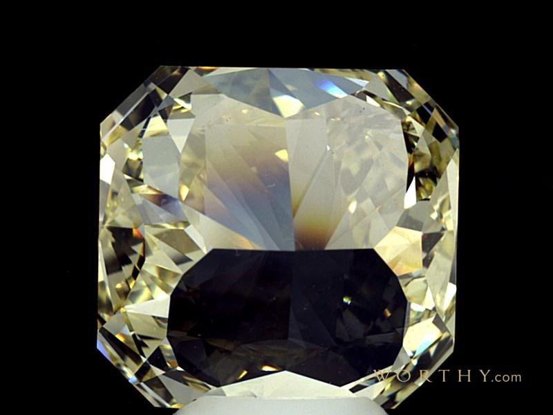 9.14 ct. Radiant Cut Loose Diamond, Fancy, VVS2 #1