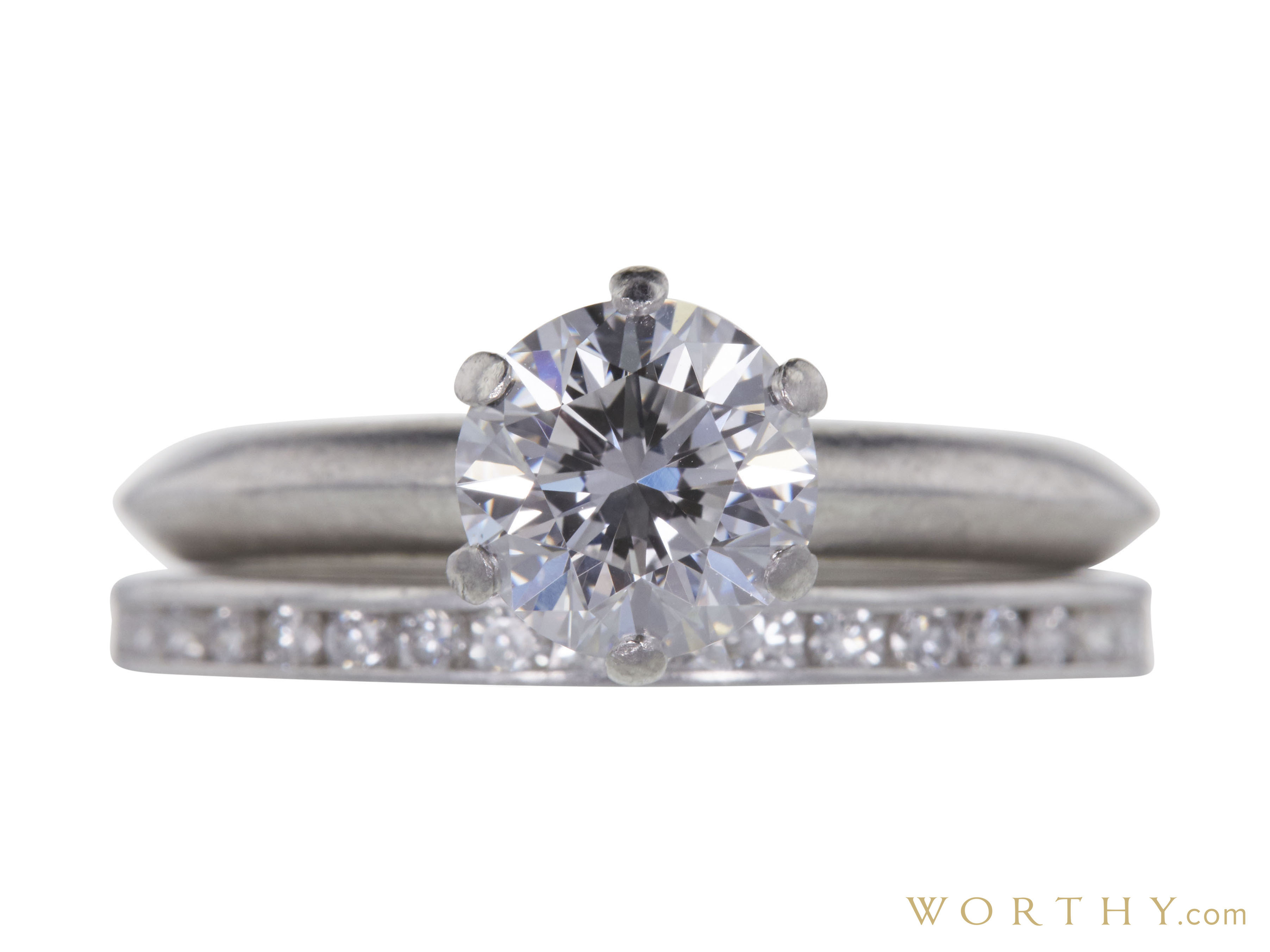 2ff14d5de Sell Your Diamond (1.04 carat sold for $8,142) - Worthy