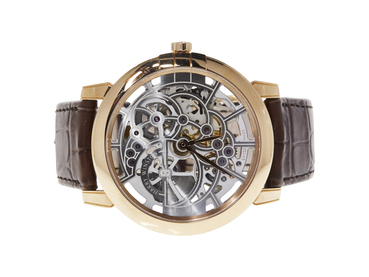 HARRY WINSTON MIDNIGHT SKELETON